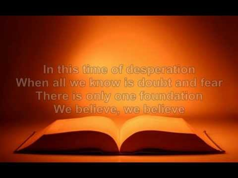 We Believe - Lauren Daigle (with lyrics)
