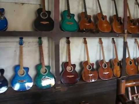 Seattle to Cebu ( at a Guitar Store) City '12 # 1