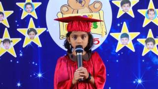 Graduation speech by UKG Student   Naureen