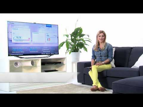 Samsung SMART TV -- Fitness [How-To-Video]