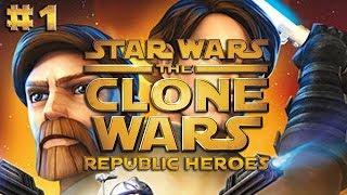 Star Wars - Clone Wars: Republic Heroes 01