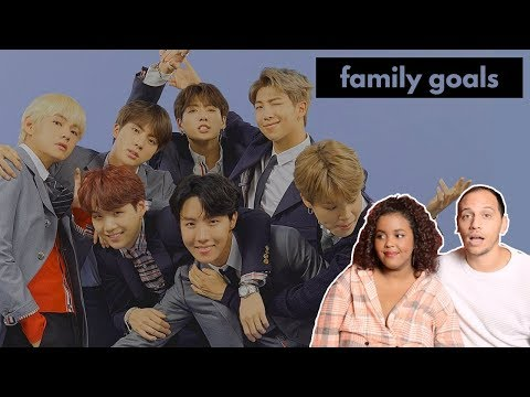 WHEN BTS KNOW EACH OTHER SO WELL REACTION (BTS REACTION)