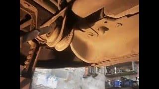 видео Замена передних сайлентблоков lada 2110 (ваз 2110)