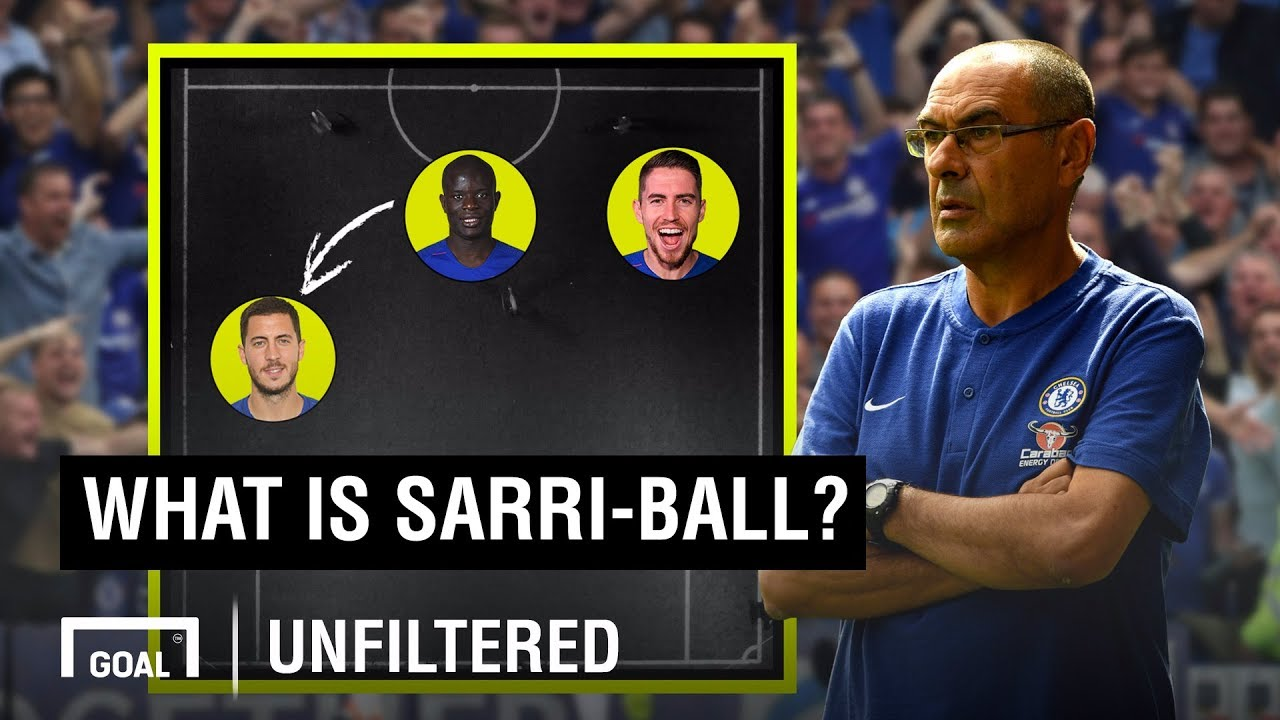 What is Sarriball? How Chelsea's tactics have changed after