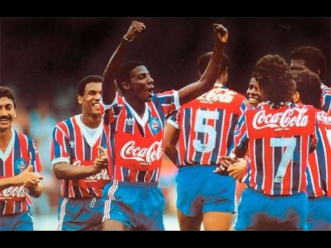 Resultado de imagem para bahia 1988 campeão