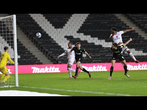 Milton Keynes Plymouth Goals And Highlights