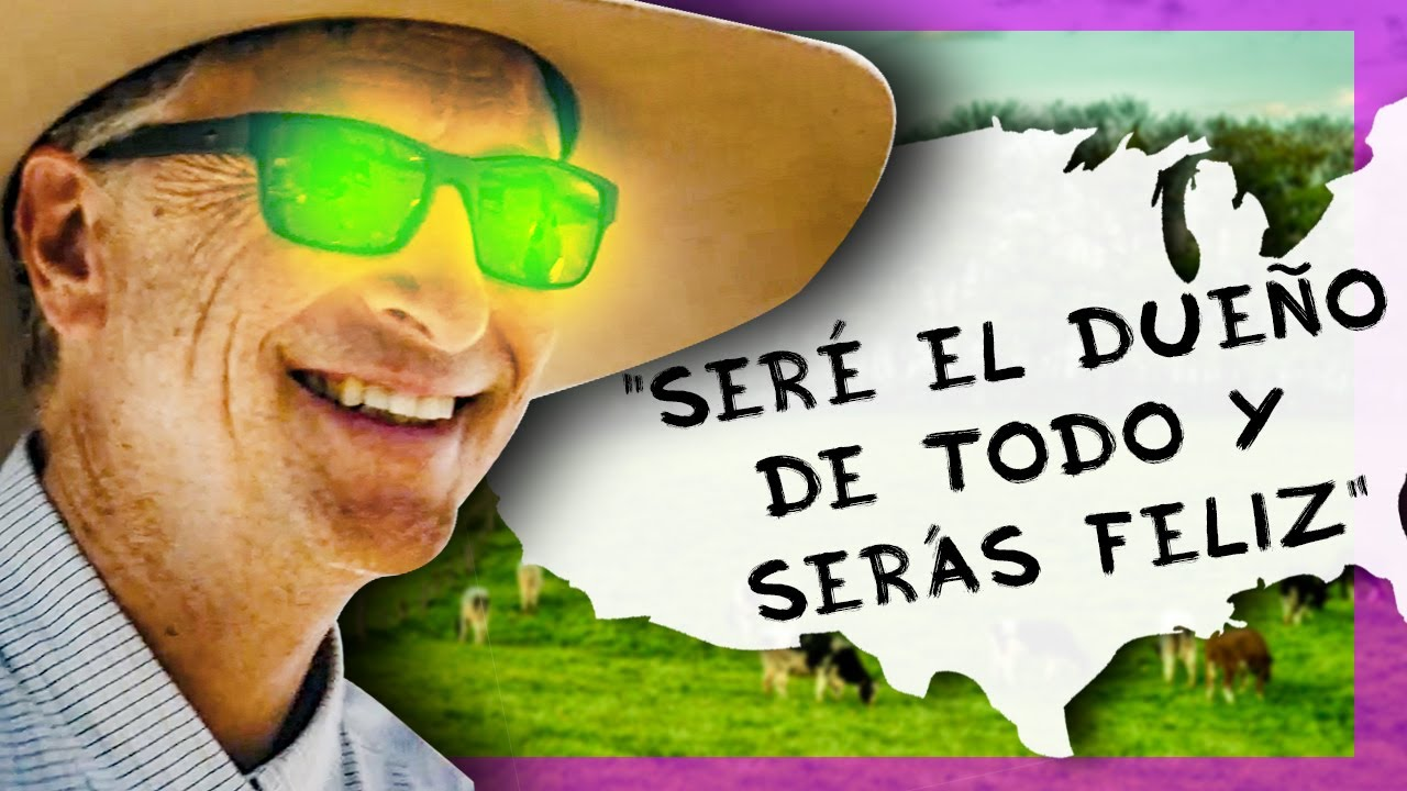 🌳 Bill Gates: el dueño de las tierras estadounidenses ▶ (Y SU PLAN SECRETO) 🔍