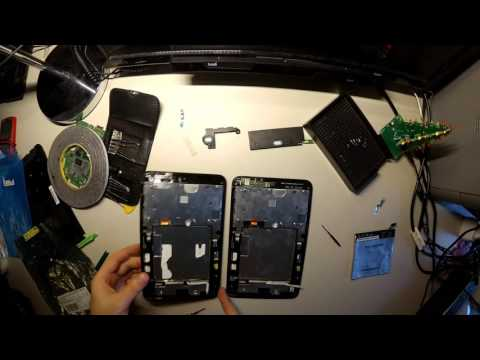 Asus VivoTab Note 8 M80TA Display Change/Repair