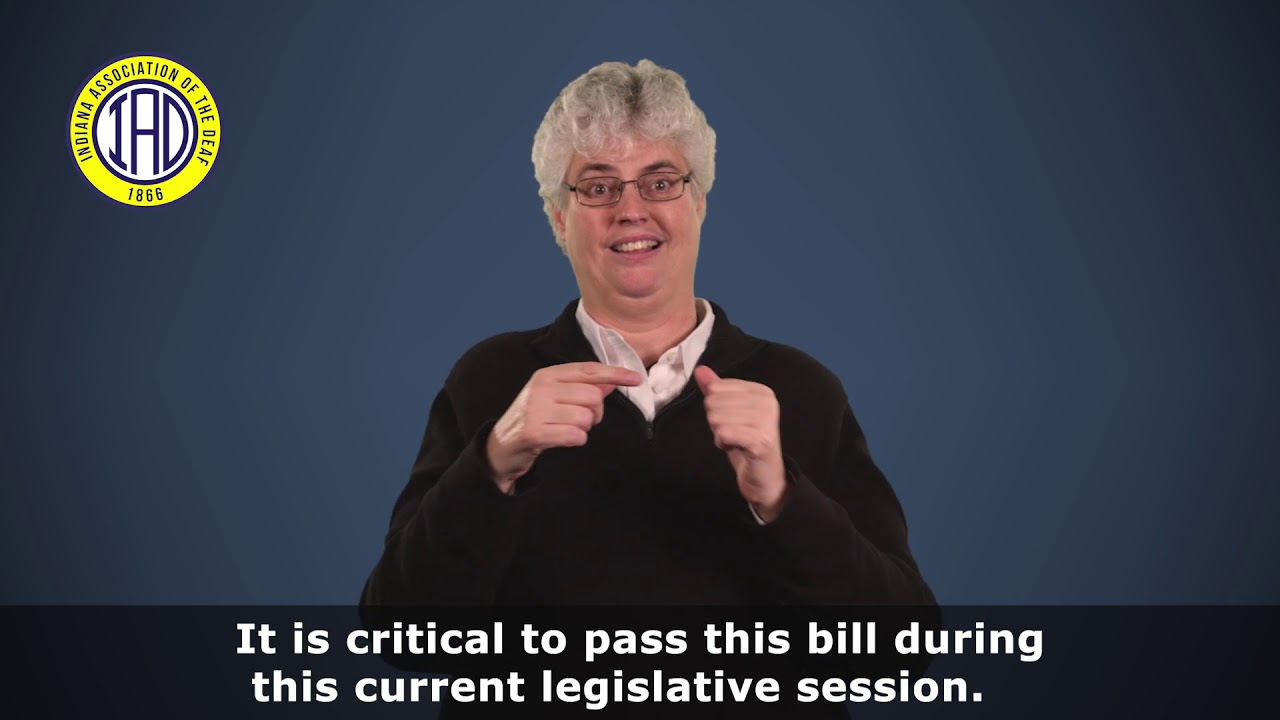 Legislative Advocacy - Parents with Disabilities Act and Caption Bill