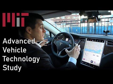 MIT-AVT: Autonomous Vehicle Technology Study