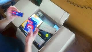 Посылка с запчастями для таврии с магазина zapchastizaz