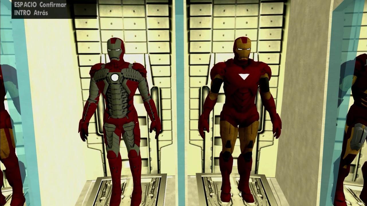 GTA Iron Man mod 2017