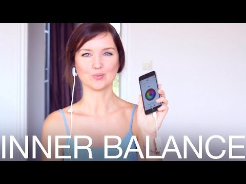 INNER BALANCE Review +GIVEAWAY HeartMath