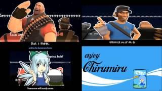 Repeat youtube video Bonkumiru VS Chirumiru VS Sandvichmiru