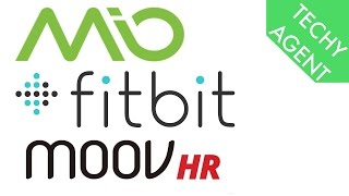Fitbit Smartwatch, Mio Updates, Moov HR - Fitness Wearable News - January 2017