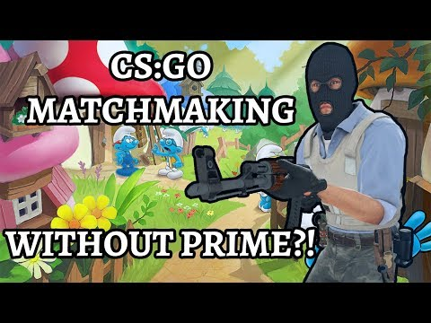 cs go matchmaking different ranks