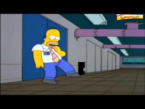 Los Simpsons - Polvo blanco (Audio latino)