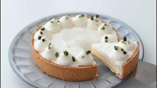 チーズとチョコレートのタルトの作り方 Cheese & Chocolate Tart|HidaMari Cooking