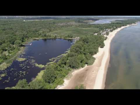 Beach Wellness Drone Footage - June 24, 2016