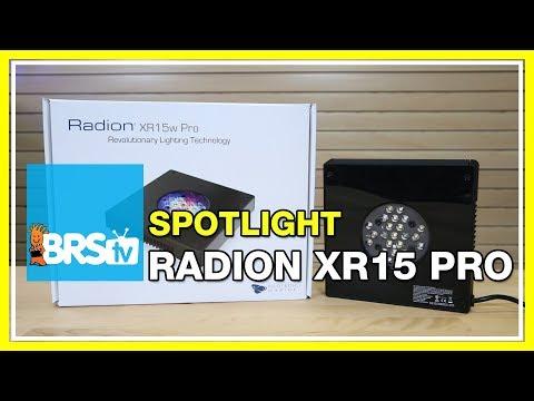 Spotlight on the Radion XR15 Pro from EcoTech Marine | BRStv