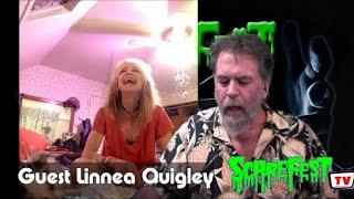 Linnea Quigley 2021 E3