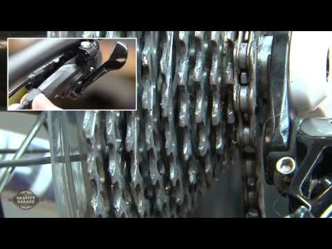 Wednesday's How-to: Adjusting Your Rear Derailleur