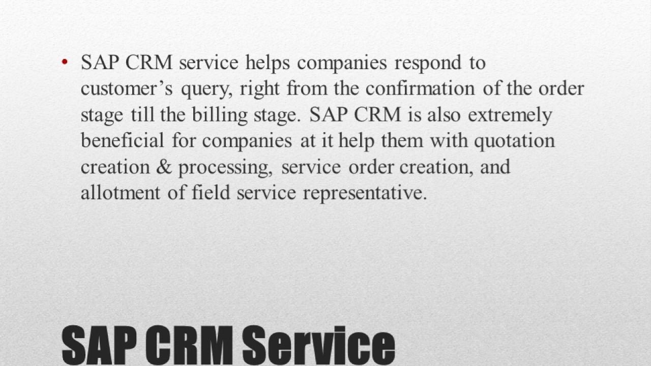 Sap crm technical videos | sap crm abap video tutorials.