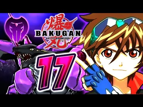 Bakugan Battle Brawlers Walkthrough Part 17 (X360, PS3, Wii, PS2) 【 DARKUS 】Ending [HD]