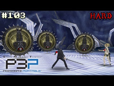 Dręczone Dusze | Persona 3 Portable [HARD] #103