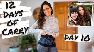 12 DAYS OF CARRY 2020: Day 10 // My SISTER'S favorite holster!