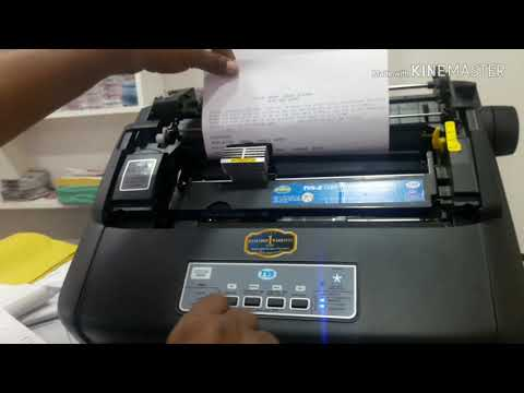 tvs msp 355 dot matrix printer driver for windows xp