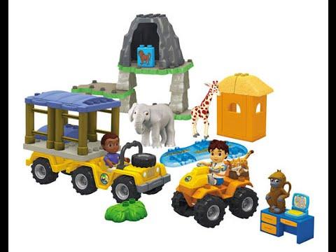 Go Diego Go Toys