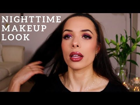GRWM: Nighttime Makeup Look!