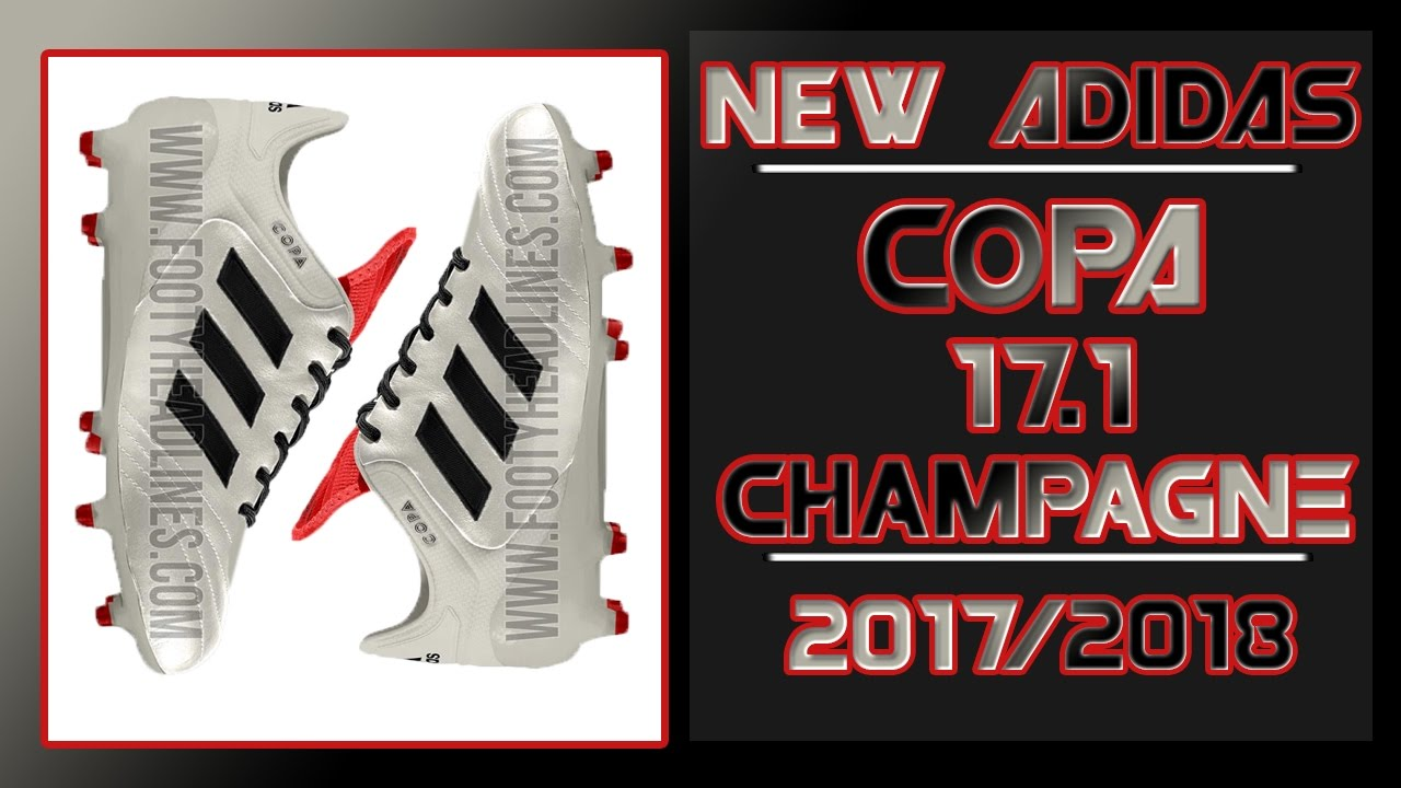 new products 7b6df bf746 PES 2013  New Boots • Adidas Copa 17.1 Champagne • 2017  2018 • HD