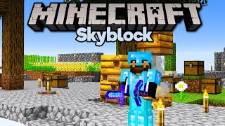 Full Diamond Armour & Tools in Skyblock! ▫ Minecraft 1.15 Skyblock (Tutorial Let's Play) [Part 11]