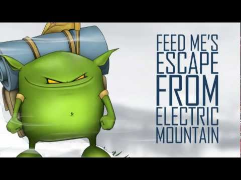 Feed Me  Whiskers feat Gemini  Audio