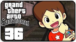 Let's Play GRAND THEFT AUTO: SAN ANDREAS [ Android | Half-Blind | G...