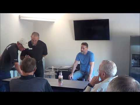 Rapid Inductions with Hypnotists David Barron and John Wylie