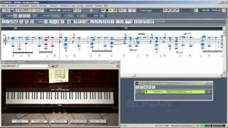 Bach (Busoni) - Toccata und Fuge d-moll BWV 565