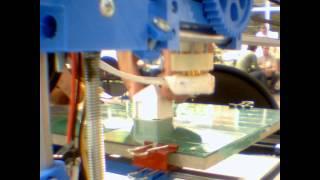 Печать домика из SketchUp на 3D-принтере(Печать домика на RepRap-принтере., 2011-07-28T08:07:34.000Z)