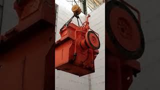 Gear box Haydro power plant