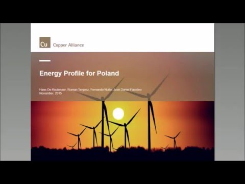 Poland, going through an economic and energy transition