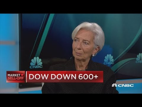 Markets are impatient on trade reform, says IMF's Christine Lagarde