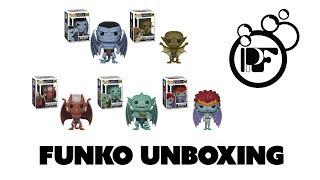 Funko Unboxing! Gargoyles POPS!