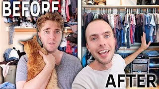 Download OUR HUGE CLOSET MAKEOVER! Mp3 and Videos