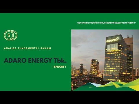 [Episode 1] ADRO | Analisa Fundamental Saham | Adaro Energy Tbk. | Analisa Kualitatif |