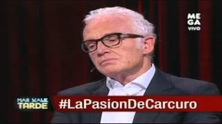 Pedro Carcuro, el discurso de Frei Montalva y el Golpe Militar
