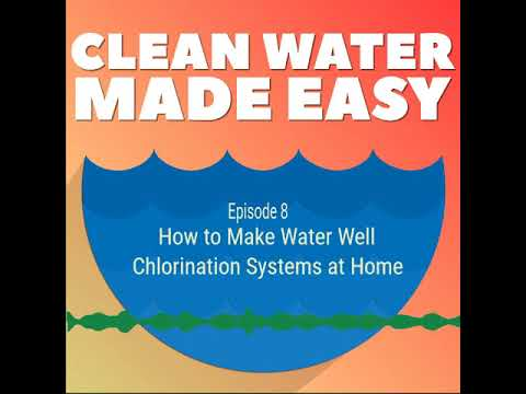 Clean Water Made Easy Podcast