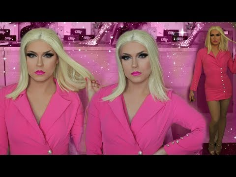 Business Barbie - Jeffree Star Inspired Drag Transformation / Tutorial | H
