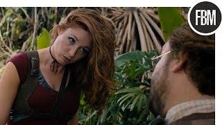 Бэттани обучает Марту / Джуманджи: Зов джунглей